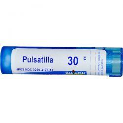 Boiron, Single Remedies, Pulsatilla, 30C, Approx 80 Pellets Zdrowie i Uroda