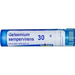 Boiron, Single Remedies, Gelsemium Sempervirens, 30C, Approx 80 Pellets Zdrowie i Uroda