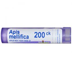 Boiron, Single Remedies, Apis Mellifica, 200CK, Approx 80 Pellets Zdrowie i Uroda