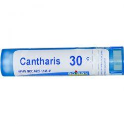 Boiron, Single Remedies, Cantharis, 30C, Approx 80 Pellets Zdrowie i Uroda