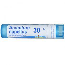 Boiron, Single Remedies, Aconitum Napellus, 30C, Approx 80 Pellets Zdrowie i Uroda