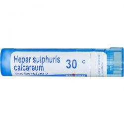 Boiron, Single Remedies, Hepar Sulphuris Calcareum, 30C, Approx 80 Pellets Zdrowie i Uroda