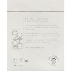 Bondi Chic, Depollution, Hydro-Repair Mask, 1 Sheet, 1.24 fl oz (35 g) Zdrowie i Uroda