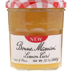Bonne Maman, Lemon Curd, 12.7 oz (360 g) Zdrowie i Uroda