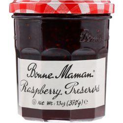 Bonne Maman, Raspberry Preserves, 13 oz (370 g) Zdrowie i Uroda