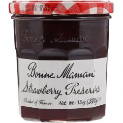 Bonne Maman, Strawberry Preserves, 13 oz (370 g) Zdrowie i Uroda