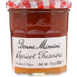 Bonne Maman, Apricot Preserves, 13 oz (370 g) Zdrowie i Uroda