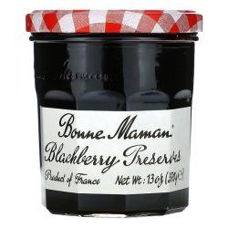 Bonne Maman, Blackberry Preserves, 13 oz (370 g) Zdrowie i Uroda