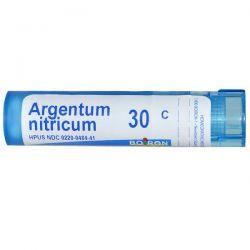 Boiron, Single Remedies, Argentum Nitricum, 30C, Approx 80 Pellets Zdrowie i Uroda