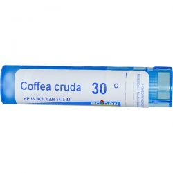 Boiron, Single Remedies, Coffea Cruda, 30C, Approx 80 Pellets Zdrowie i Uroda