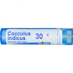 Boiron, Single Remedies, Cocculus Indicus, 30C, Approx 80 Pellets Zdrowie i Uroda