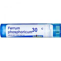 Boiron, Single Remedies, Ferrum Phosphoricum, 30C, 80 Pellets Zdrowie i Uroda
