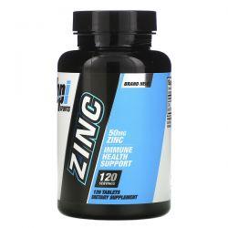 BPI Sports, Zinc, 50 mg, 120 Tablets Zdrowie i Uroda