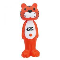 Brush Buddies, Poppin', Toothy Toby Tiger, Soft, 1 Toothbrush Zdrowie i Uroda