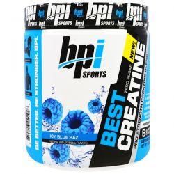 BPI Sports, Best Creatine, Icy Blue Raz, 10.58 oz (300 g) Zdrowie i Uroda