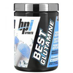 BPI Sports, Best Glutamine, Snow Cone, 14.1 oz (400 g) Zdrowie i Uroda