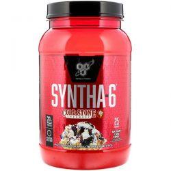 BSN, Syntha-6, Cold Stone Creamery, Birthday Cake Remix, 2.59 lb (1.17 kg) Zdrowie i Uroda
