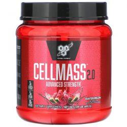 BSN, Cellmass 2.0, Advanced Strength, Post Workout, Watermelon, 1.09 lbs (495 g) Zdrowie i Uroda