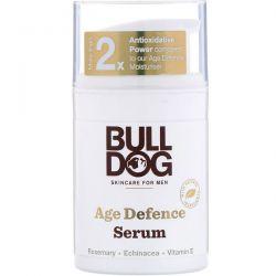 Bulldog Skincare For Men, Age Defence Serum, 1.6 fl oz (50 ml) Zdrowie i Uroda
