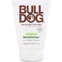 Bulldog Skincare For Men, Original Moisturizer, 3.3 fl oz (100 ml) Zdrowie i Uroda