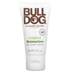 Bulldog Skincare For Men, Original Moisturizer, 1.0 fl oz (30 ml) Suplementy diety