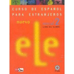Nuevo Ele Inicial 2. Podręcznik + CD - Borobio Virgilo  Animowane