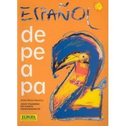 Espanol de pe a pa. Język hiszpański dla średnio zaawansowanych. Podrecznik cz. 2 - Wawrykowicz Anna  Animowane