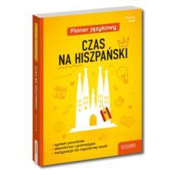 Czas na hiszpański. Planer językowy - Opracowanie zbiorowe