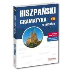 Hiszpański. Gramatyka w pigułce - Opracowanie zbiorowe  Animowane