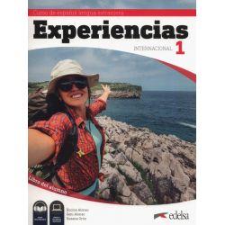 Experiencias internacional 1. Libro del alumno - Encina Alonso, Geni Alonso, Susana Ortiz - Bonito Pozostałe