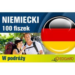Niemiecki. 100 fiszek. W podróży - Opracowanie zbiorowe  Pozostałe
