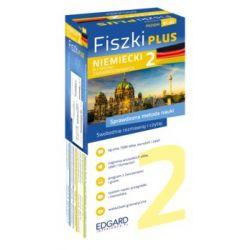 Fiszki Plus. Niemiecki dla średnio zaawansowanych (B1-B2). Część 2 - Utri Reinhold