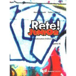 Rete Junior parte a. Podręcznik - Opracowanie zbiorowe  Pozostałe