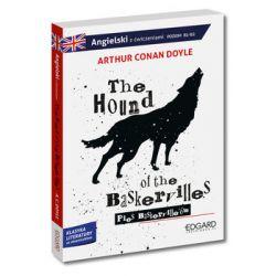 Angielski z ćwiczeniami. The Hound of the Baskervilles. Pies Baskerville'ów. Poziom B1-B2 - Doyle Arthur Conan  Pozostałe