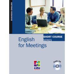 English for Meetings - Thomson Kenneth  Pozostałe