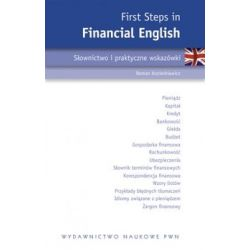 First Steps in Financial English - Kozierkiewicz Roman