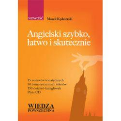 Angielski szybko, łatwo i skutecznie + CD - Kędzierski Marek  Pozostałe