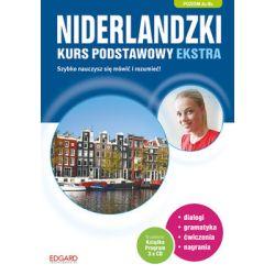 Niderlandzki. Kurs podstawowy ekstra. Poziom A1-B1 + CD - Opracowanie zbiorowe