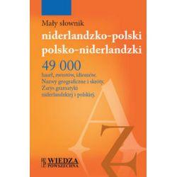 Mały słownik niderlandzko-polski, polsko-niderlandzki - Martens Nico  Pozostałe