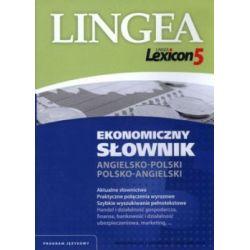 Ekonomiczny słownik angielsko-polski, polsko-angielski. Lexicon 5 - Opracowanie zbiorowe  Książki do nauki języka obcego