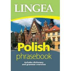 Polish Phrasebook. Includes Dictonary and Grammar Overview - Opracowanie zbiorowe  Książki do nauki języka obcego