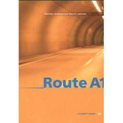 Route A1. Student's Book - Andryszczyk Mariusz  Książki do nauki języka obcego