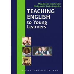 Teaching English to Young Learners - Szpotowicz Magdalena  Książki do nauki języka obcego