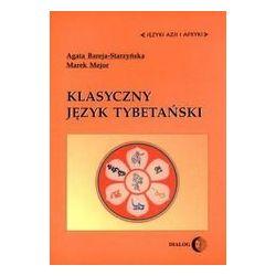 Klasyczny język tybetański - Bareja-Starzyńska Agata  Książki do nauki języka obcego