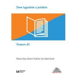 Dwa tygodnie z polskim - Gaze Mateusz  Książki do nauki języka obcego