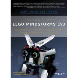 Poznajemy LEGO Mindstorms EV3. Narzędzia i techniki budowania i programowania robotów - Jung Park Eun  Poradniki i albumy