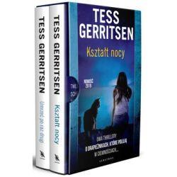 Pakiet: Kształt nocy / Umrzeć po raz drugi - Gerritsen Tess  Pozostałe