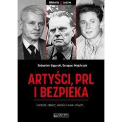 Artyści, PRL i bezpieka - Ligarski Sebastian  Pozostałe