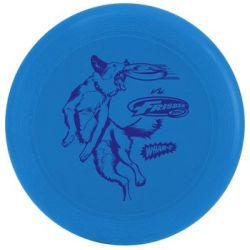 Wham-O, Frisbee Cool Flyer 53255 Owczarek, niebieski - Wham-o