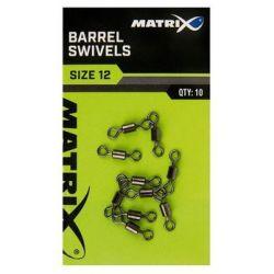 Krętlik Matrix Barrel Swivels 14 / 10 szt - 14 - Matrix  Pozostałe